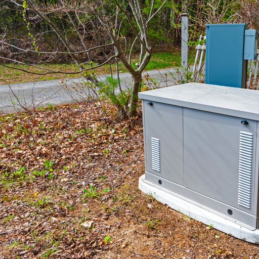 generator for residential property