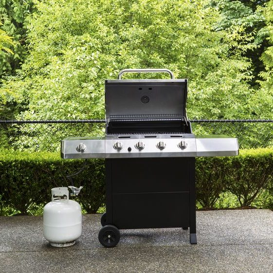 Propane for grill