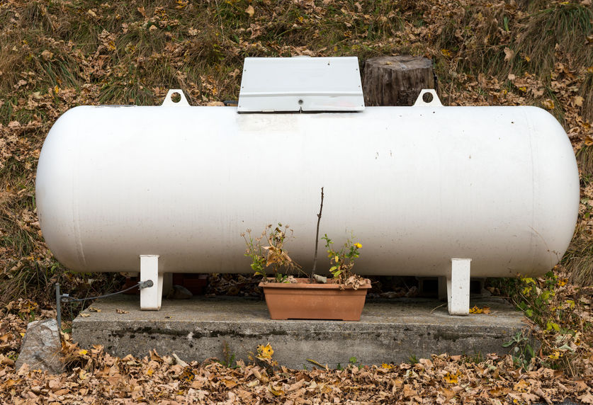 Specialty plumbers, like those with our team, can easily install propane lines in your home today.