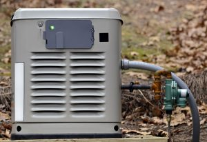 A Standby Generator Powered by Propane